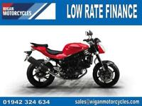 2018 Hyosung GT650P..84.32 OVER 60M WITH A 99 DEP.9.9% APR.