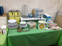 Indoor Garage Sale - Saturday, March 7, 2015, 10 AM- 4:00 PM