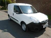 2012 Vauxhall COMBO 2000 L1H1 1.6 CDTI S/S Van *6 SPEED* Manual Small Van