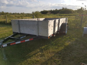 Trail Tech Leisure trailer. Mint