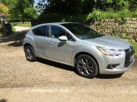 Citroen DS4 1.6HDi ( 110bhp ) DStyle 2013 62 Only 32000 Miles F/S History