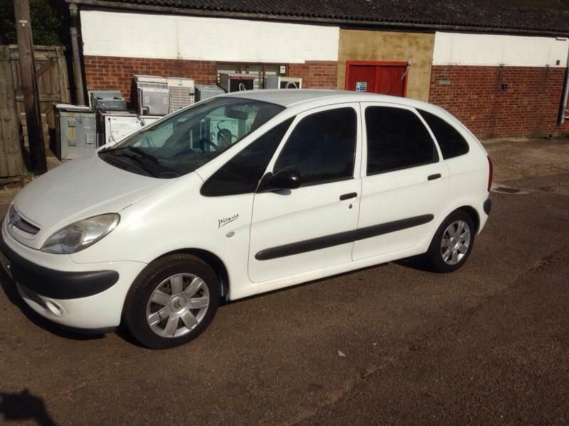 citroen xsara picasso sx 1600cc 2002 in ipswich suffolk gumtree. Black Bedroom Furniture Sets. Home Design Ideas