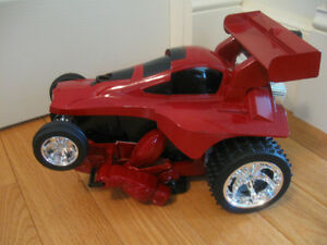 DX TRANSFORMER ACTION TOY