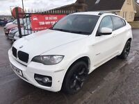 2012 BMW X6 3.0D XDRIVE, SERVICE HISTORY, WARRANTY, NOT X5 LAND ROVER ML Q7 Q5 CAYENNE