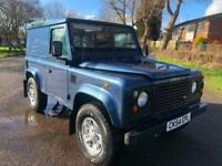 2005 LANDROVER DEFENDER COUNTY HARD TOP TD5 AMAZING CON LOW 99K WOW PX SWAPS