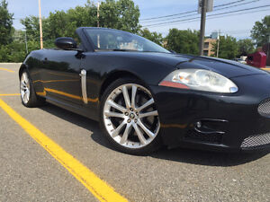 2007 Jaguar XKR Convertible V8 4.2L Supercharged
