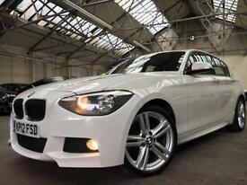 2012 BMW 1 Series 2.0 116d M Sport Sports Hatch 5dr