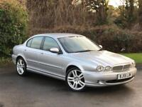 Jaguar X-type 2.2 D Sport 4dr DIESEL MANUAL 2005/55