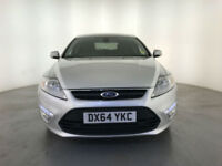 2014 FORD MONDEO ZETEC BUSINESS EDITION TDCI SAT NAV 1 OWNER SERVICE HISTORY