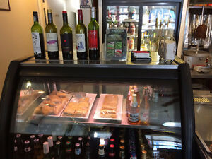 Donair shop with liquor license in Vancouver West