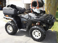 2006 POLARIS SPORTSMAN 800 CC EFI  FULLY AUTO.