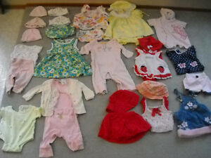 0 - 6 Month Baby Clothes