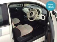 2016 Fiat 500 0.9 TwinAir Lounge 3dr HATCHBACK Petrol Manual
