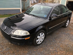 2005 VV Passat TDI One Owner