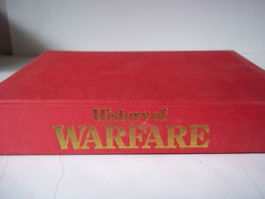 History of Warfare by H.W.Koch published in 1987 by Bison Books.