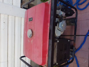 Generator for sale runs excellent. 6500 power force canadiana.