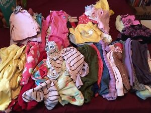 Huge baby girl clothing  lot 6 to 12 months
