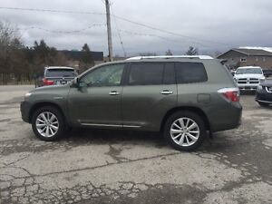 2008 TOYOT HIGHLANDER AWD NAVIG LEATHER AUTO CERTIFIED & E-TEST London Ontario image 19