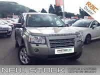2010 LAND ROVER FREELANDER 2 2.2 TD4 GS 5dr