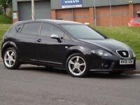 SEAT Leon 2.0 T FSI FR (black) 2006