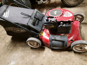 Craftsman Lawnmower 6hp/22""