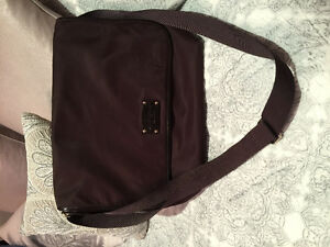 KATE SPADE Travel/school/work messenger large patent leather bag