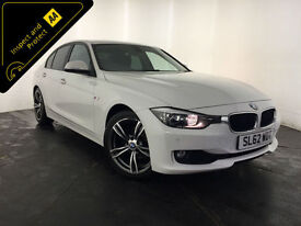 2012 62 BMW 320D EFFICIENT DYNAMICS BMW SERVICE HISTORY FINANCE PX WELCOME