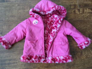 Very cute girls 2T size 2 Jackets for $7