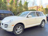 2010 Porsche Cayenne White SUV, Crossover