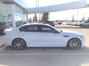 BMW m5 2016 competition edition