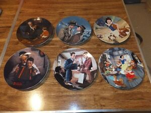 Rockwell Plates – Various Titles