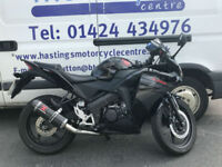 Honda CBR125R Learner Legal Sports Bike / Finance / Nationwide Delivery