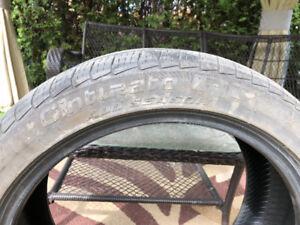 3 Pneus RUNFLAT Pirelli Cinturato P7, 225/45 R18