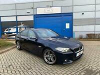 2013 BMW 5 Series 530D M SPORT, Professional Sat Nav, Electric Seats Auto Saloon
