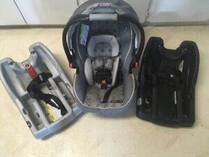Graco 35 ClickConnect with 2 bases exp 2023