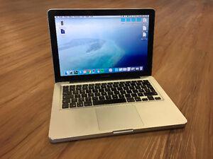 "Macbook Pro 13"" mi 2012 CPU i5 16 Go de mémoire"