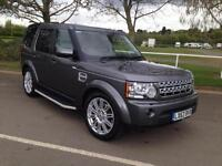 Land Rover Discovery 4 3.0SD V6 ( 255bhp ) auto 2013 HSE