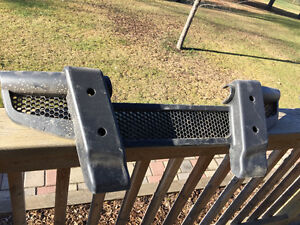 2014 CanAm Commander front grill