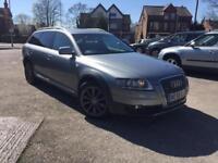 2008 Audi A6 Allroad 2.7 TDI Estate 5dr Diesel Automatic Quattro (229 g/km,