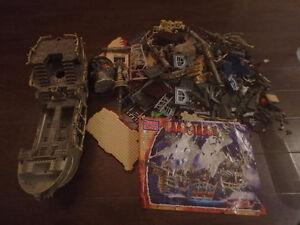 Mega Bloks Pyrates Dread Eye's Phantom 3660