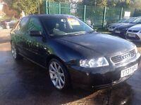 2000 reg Audi A3 petrol
