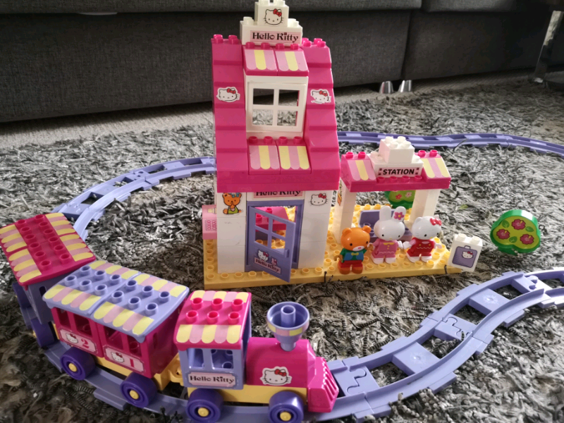 Lego Duplo Hello Kitty Masha And The Bear In Hilperton Wiltshire