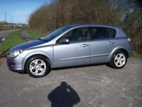 2006 06 VAUXHALL ASTRA 1.6 SXI 16V TWINPORT 5D 100 BHP ** ONLY 81 K **