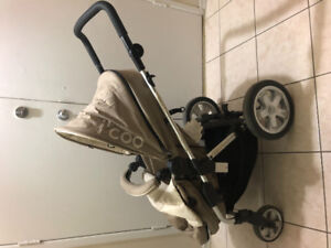 icoo stroller almost new