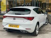 2021 SEAT Leon 1.4 eHybrid FR 5dr DSG Hatchback Auto Hatchback Petrol/Electric H