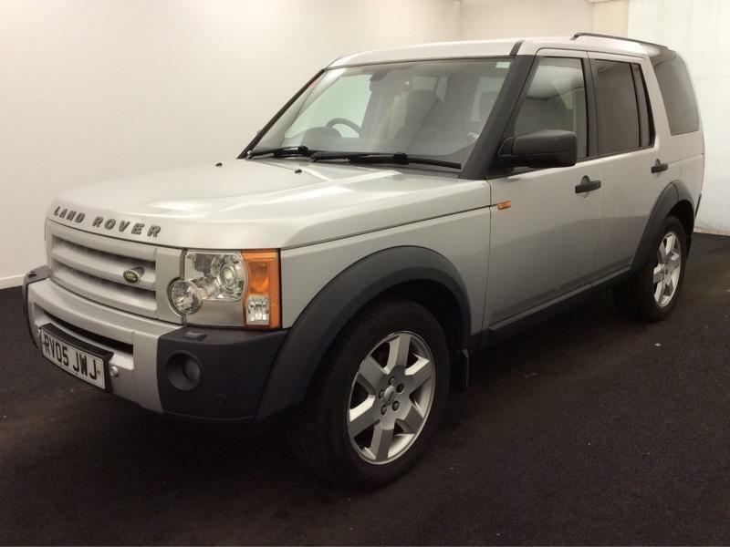 2005 05 LAND ROVER DISCOVERY 3 2.7 TDV6 AUTO HSE SAT.NAV Elec.Htd.LEATHER 7 Seat