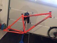 Dialled bikes Prince Albert frame