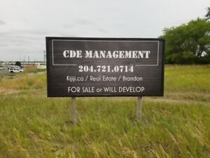 Commercial land For Sale or will Develop