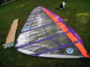 8 Sail board sails