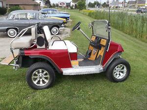 EZ GO GAS Golf Cart